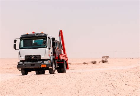 renault qatar renault trucks announces 6 6mn workshop for qatar