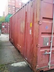 40 Container Gebraucht : container sonderangebote container gebraucht ~ Markanthonyermac.com Haus und Dekorationen