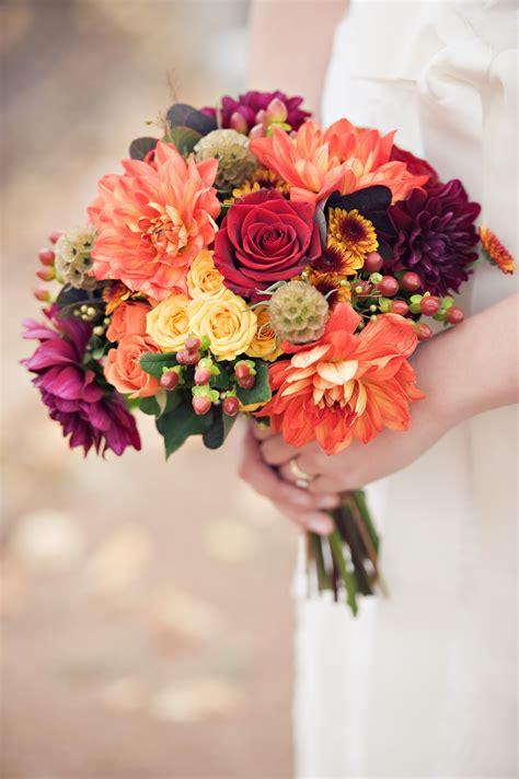 Fall Wedding Bouquet Ea Vicino Floral Design