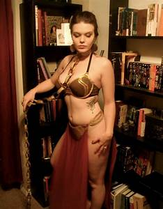 Slave Leia · An Chracter Costume · Decorating