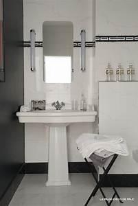 salle de bain douche a l39italienne selection lavabo With salle de bain design avec lavabo sur colonne