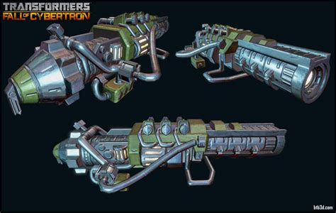 Weapons 2  Transformers Fall Of Cybertron  Tf Pinterest