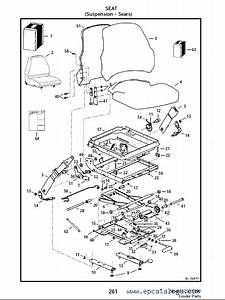 Bobcat S250  U0026 S300 Turbo Skid Steer Loaders Parts Manual