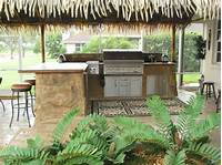 interesting tropical outdoor kitchen ideas tropical patio kitchen | Houses and Homes (Interior/Exterior) | Pinterest | Tropical patio ...