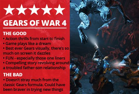 gears of war 4 review epic in scale looking excellent on