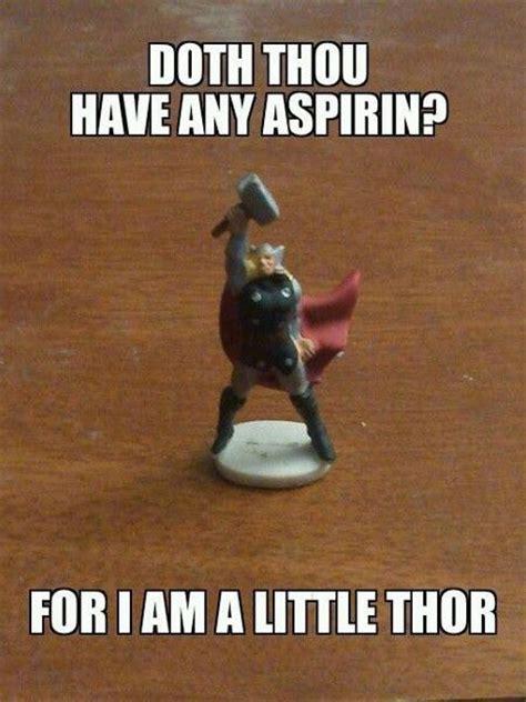 Meme Puns - little thor pun funny puns puns pinterest funny i am and thor