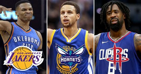 Best NBA Teams If Current Players Played For Hometown