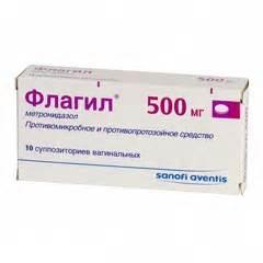 Метрогил лечение простатита