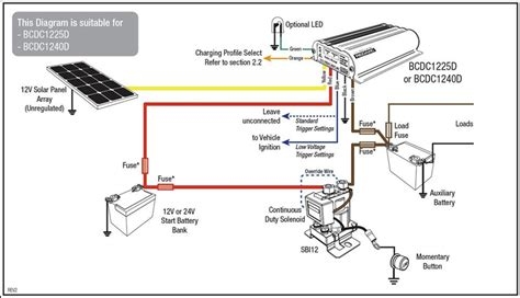 Wiring A Dual Battery System by A Beginner S Guide To Vehicle Battery Chargers Redarc