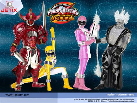 Overdrive Anime Wallpaper - the power ranger images pr operation overdrive hd