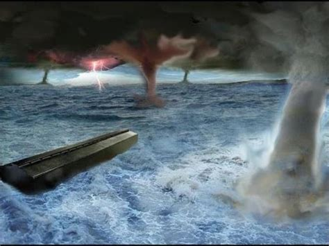 High tech civilization destroyed by Noah's flood; Proof in ...