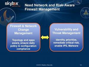 Transitioning To Next-generation Firewall Management