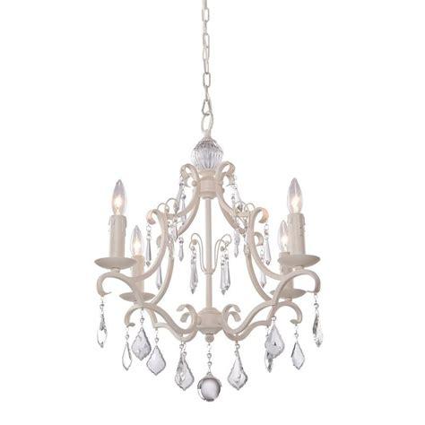 vintage white chandelier filament design 4 light ceiling antique white chandelier 3267