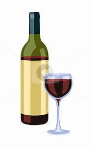 Wine Glass Bottle Clip Art (38+)