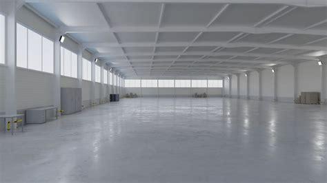 warehouse interior   asset game ready cgtrader