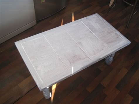 relooker table de cuisine relooking table de salon étape1 deco a la maison