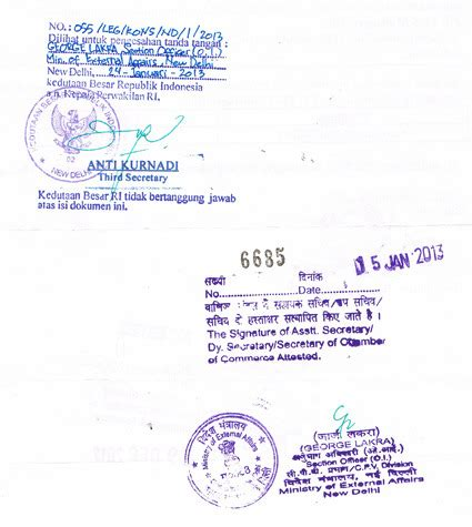 Ig Full Form In Police Department by Affidavit Attestation In Bangalore In A G B Trust