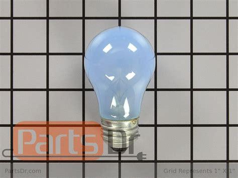 241555401 frigidaire refrigerator light bulb parts dr