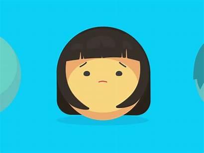 Emoji Dribbble Animation Smile Motionographer Motion Save