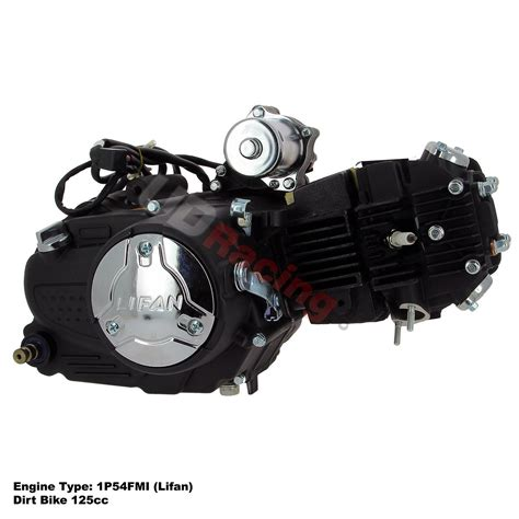 Motor 125 Ccm Lifan 1p54fmi Dirt Bike Motor 107cc 110cc