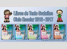 Libros De Texto Gratuitos 20162017