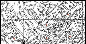 Map Of Crosby Liverpool