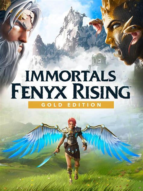 Immortals Fenyx Rising - Immortals Fenyx Rising Gold Edition