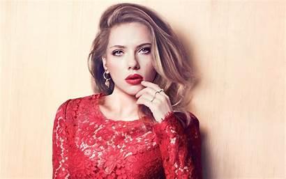 Scarlett Johansson Wallpapers Desktop Widescreen Celebrities Beauty
