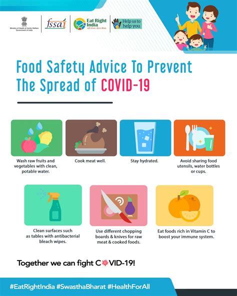 COVID 19 Food Safety Kerala