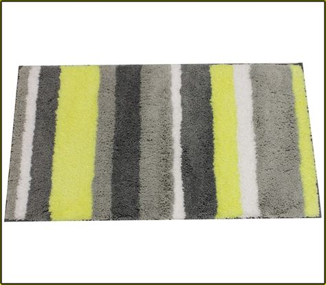 yellow gray bathroom rugs yellow bath rug sets home design ideas