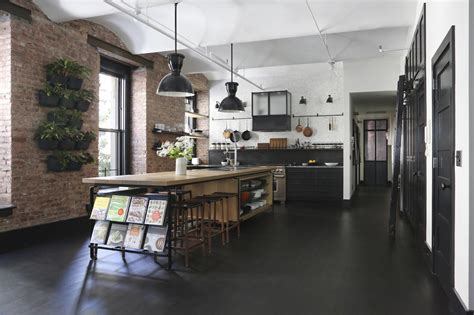 rugged rustic nyc loft  matt bear  union studio