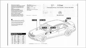 Mercedes Benz 1999 C280 Fuse Box Diagram 1999 Mercedes