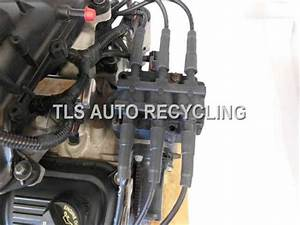 2010 Volkswagen Routan Engine Assembly - Engine Long Block 1 Year Warranty - Used