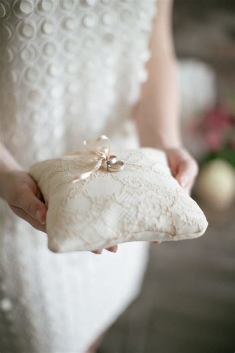 handmade ring bearer pillows and boxes from etsy