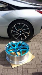 bmw i8 gets new wheels from 6sixty autoevolution