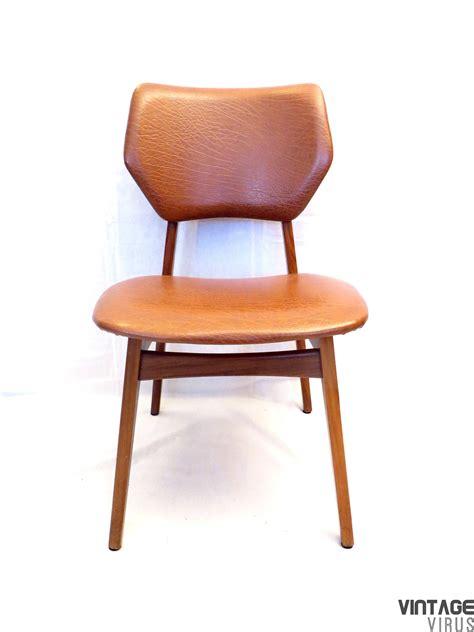 cognac bureau 3 scandinavisch design skaileren cognac bruine stoelen 39 60