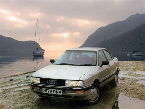 Audi 90 Quattro Uk Spec B3 19871991 Pictures 1280x960
