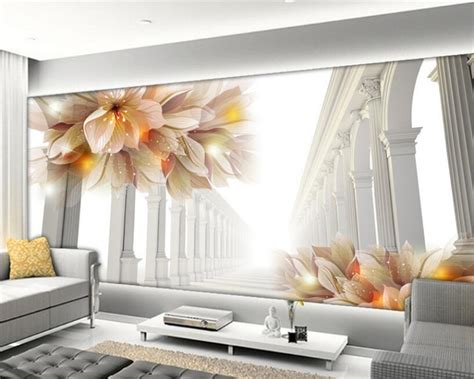 beibehang  wallpaper living room bedroom murals