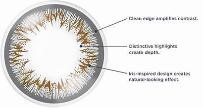 Define Acuvue Lenses Shimmer Moist Offer Eye
