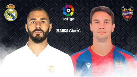 Partidos hoy: Real Madrid vs Levante: Resumen, resultado y ...