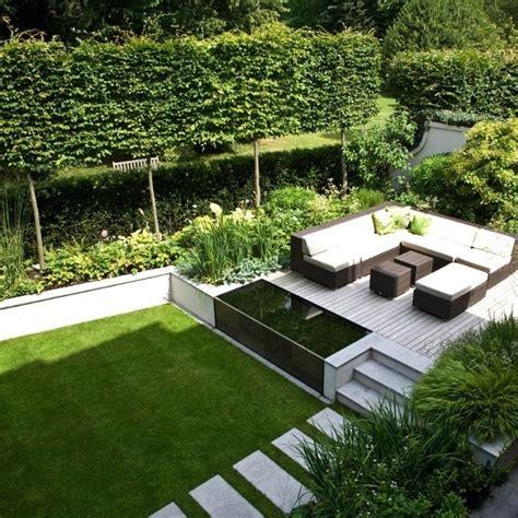 Small Square Kitchen Design Ideas - inspiration for creating small backyard landscaping ideas garden design