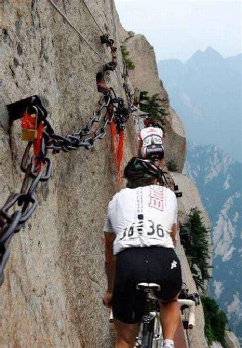 cliff biking 1funny