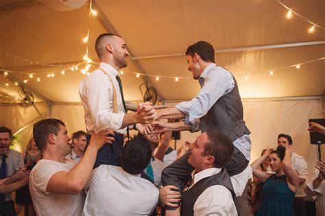 david garretts heartfelt personalized maryland wedding