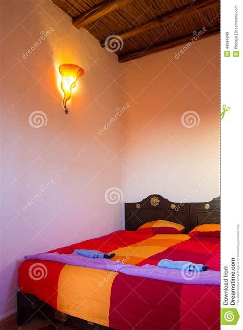 le chambre à coucher chambre à coucher marocaine authentique dans le riad