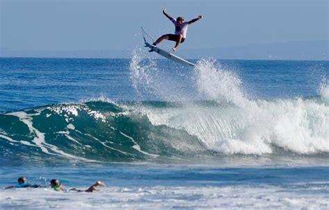 world surfing championship  bali helps develop sport