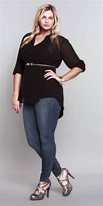 5 plus size outfits for a stylish first date (part 1) - Page 3 of 5 - plussize-outfits.com