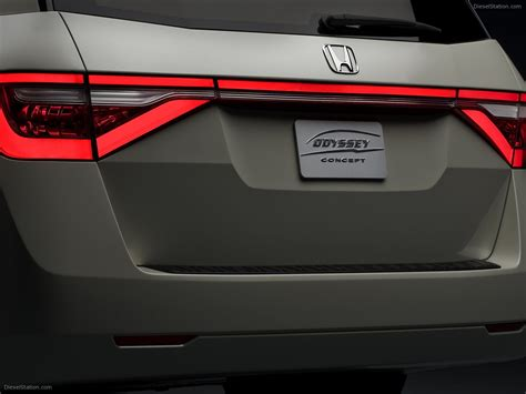 Honda Odyssey Concept 2018 Exotic Car Wallpapers 14 Of 28