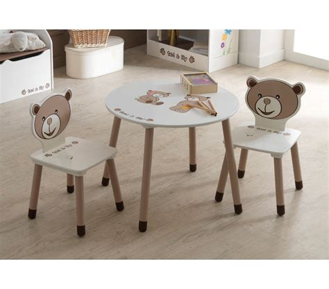 Table Chaise Enfant by Table Enfant 2 Chaises Ted Et