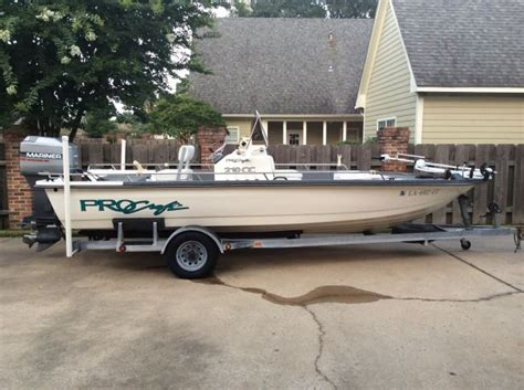 Bay Boats For Sale Lake Charles by 1996 Procraft 210cc Bay Boat For Sale In Lake Charles