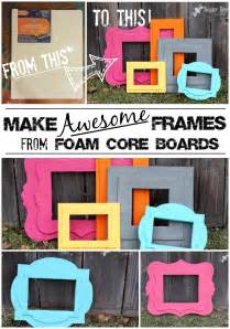 photobooth software diy foam frames of awesomeness sugar bee crafts